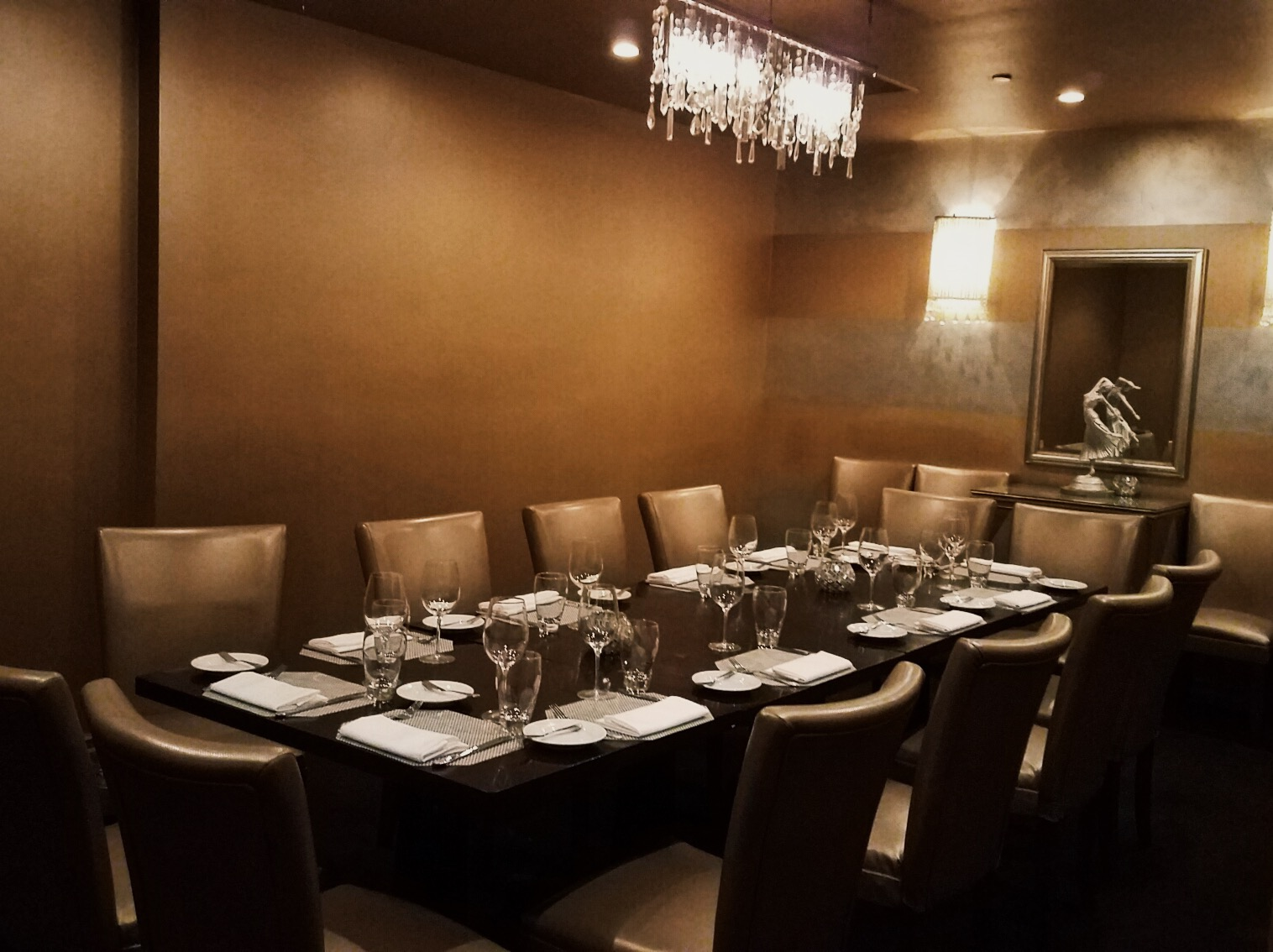Private Dining Room Photos - Paon Restaurant & Wine Bar